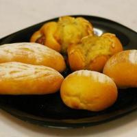 発芽玄米酵母の湯種のパン