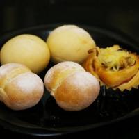発芽玄米酵母のパン