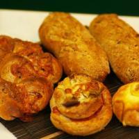 野菜酵母のパン