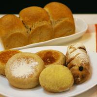プルーン(ドライ)の天然酵母のパン