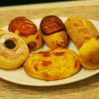イチジク(ドライ)の天然酵母パン